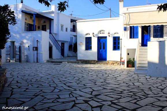 Steni village Tinos