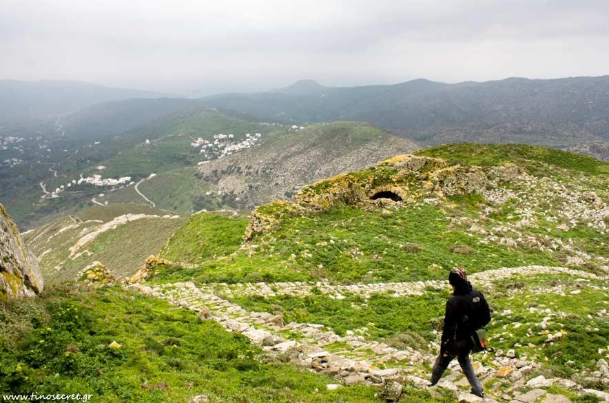 Tinos Trekking
