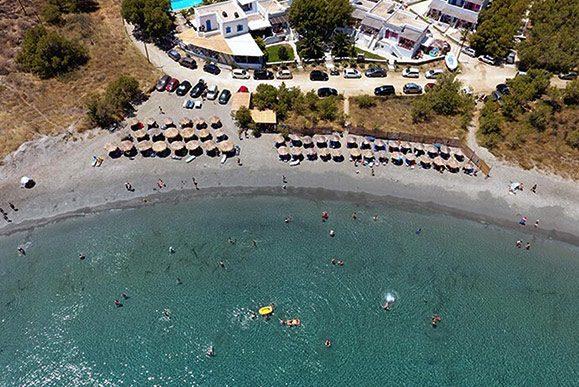 Fyki Beach Bar Tinos