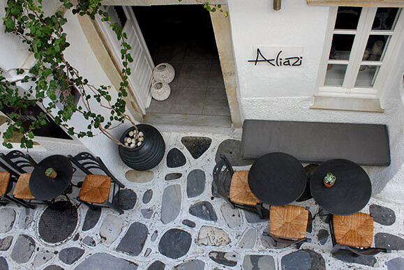 Aliazi Coffee & Wine Tinos