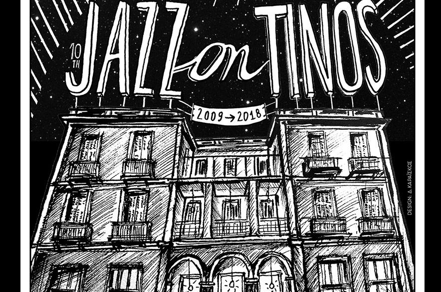 Jazz on Tinos 2018