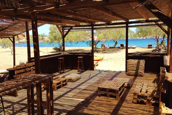 Rochari beach bar