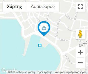 VIDALIS-CARS MAP