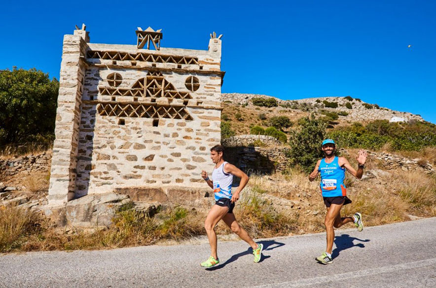 Tinos Running Experience 2018
