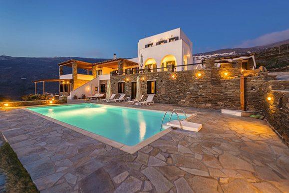 Villa Mileia
