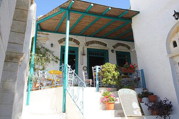 Boheme-Pyrgos-Tinos