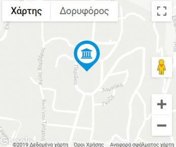 PIIET MOUSEIA MAP