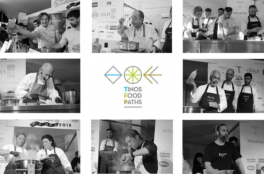 Tinos Food Paths Videos 2019