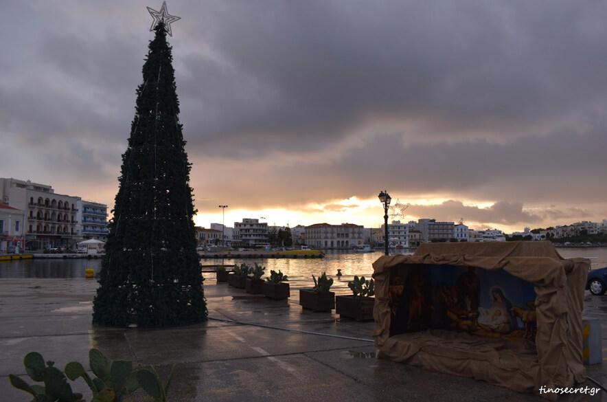 Χριστουγεννιάτικη Τήνος