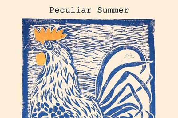 peculiar summer denia panagaki Ντένια Παναγάκη